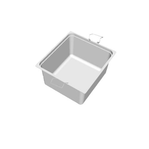 Gastronádoba s držadlami, GN2/3 - 150
