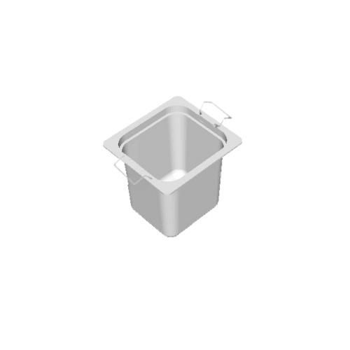 Gastronádoba s držadlami, GN1/6 - 150