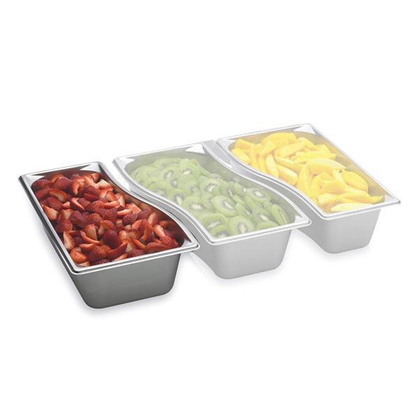 Gastronádoba, GN 1/3-100 /external twist