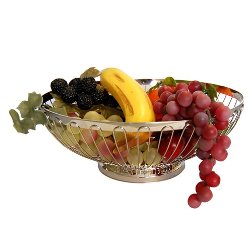 Košík na ovocie 22 nerez