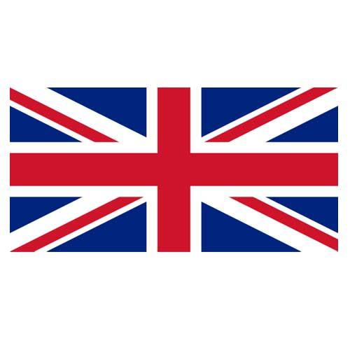 Vlajka Veľká Británia