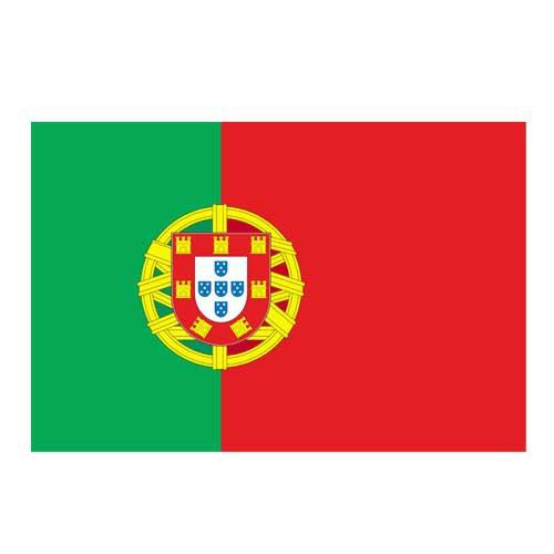 Vlajka Portugalsko