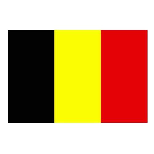 Vlajka Belgicko