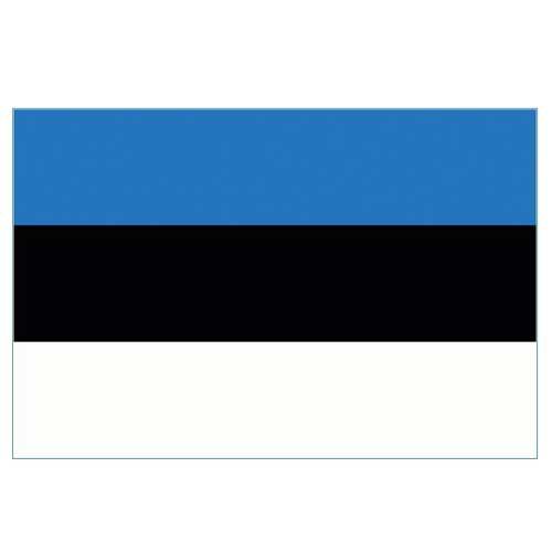 Vlajka Estónsko