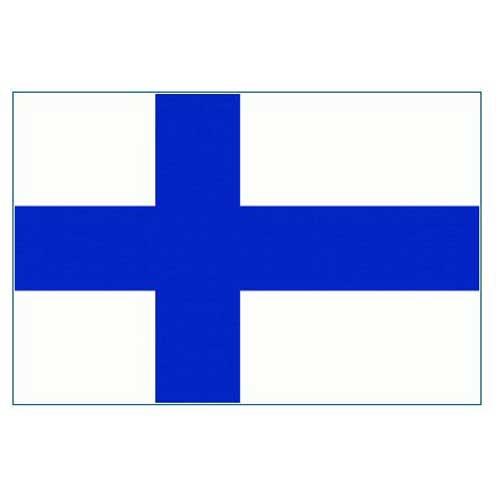 Vlajka Fínsko