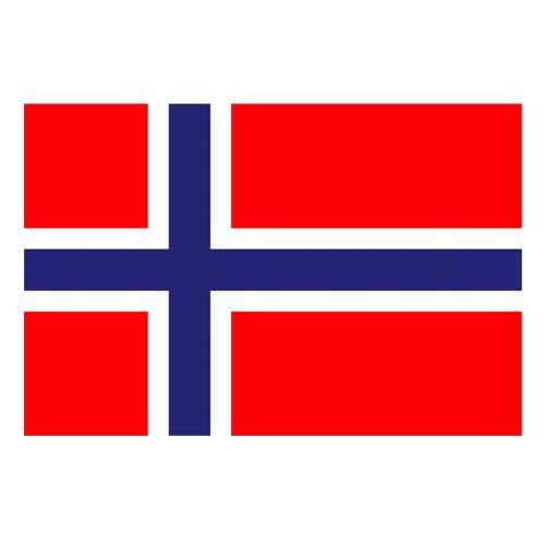 Vlajka Nórsko
