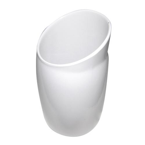Dóza na dressing CASUAL biela 1 l