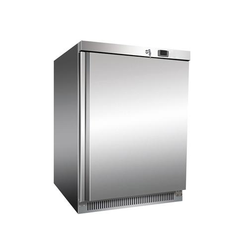 Chladnička nerezová ventilovaná 130 l, ER-200S