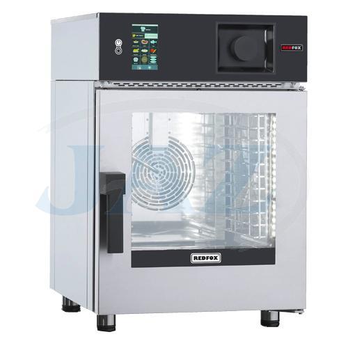 Konvektomat el. 6xGN1/1, nástrekový, programovateľný,, MSDBD-0611E, RM GASTRO