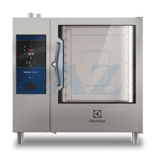 Konvektomat plyn. 6xGN1/1, bojlerový, programovateľný, AOS-61GTG1