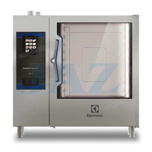 Konvektomat el. 10xGN2/1, bojlerový, programovateľný, ECOE-102T2A0