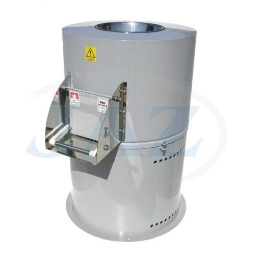 Škrabka zemiakov, lakovaná, náplň 40kg, kapacita 450kg/h, ŠKBZ-40L