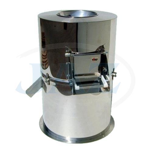 Škrabka zemiakov, nerezová, náplň 40kg, kapacita 450kg/h, ŠKBZ-40N