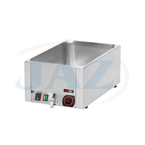 Kúpeľ vodná s vypúšťaním,1 x GN1/1-150, BMV-1115