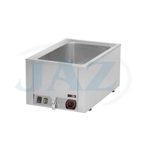 Kúpeľ vodná s vypúšťaním, 1 x GN1/1-200, BMV-1120