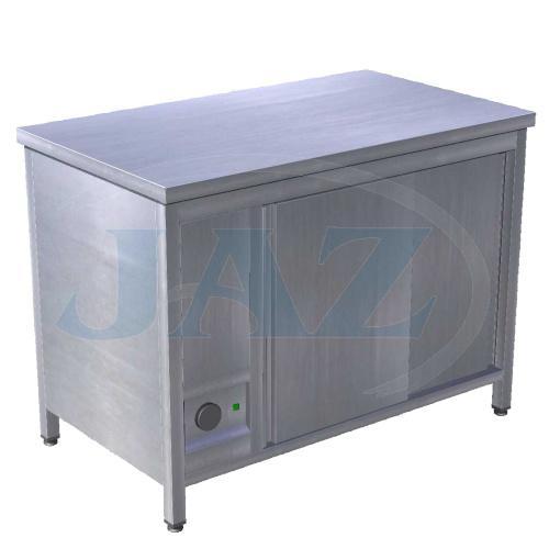 Stôl ohrievací na taniere - režón 1500mm, EOS