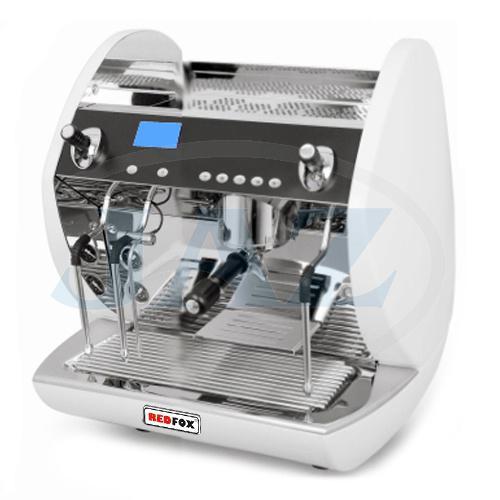 Kávovar 1 páka, Turbo steamer, 100káv/h, Carat Mini-1P/TS/WH