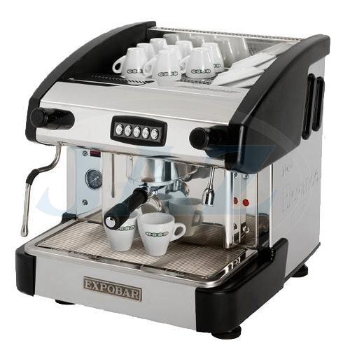 Kávovar 1 páka, kapučinátor, 100káv/h, EMC 1P/W/C