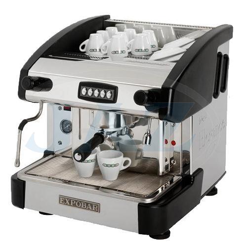 Kávovar 1 páka, 100káv/h, EMC-1P/B