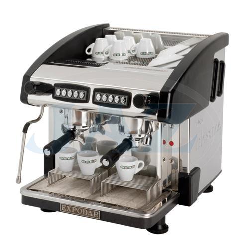 Kávovar 2 páky, 200káv/h, vysoký, EMC-2P/B/H