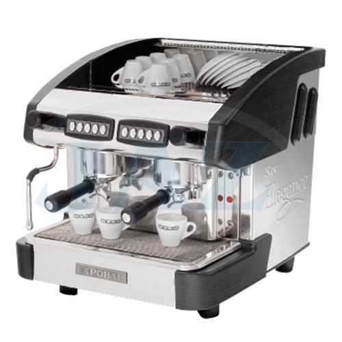 Kávovar 2 páky, 200káv/h, EMC-2P/B