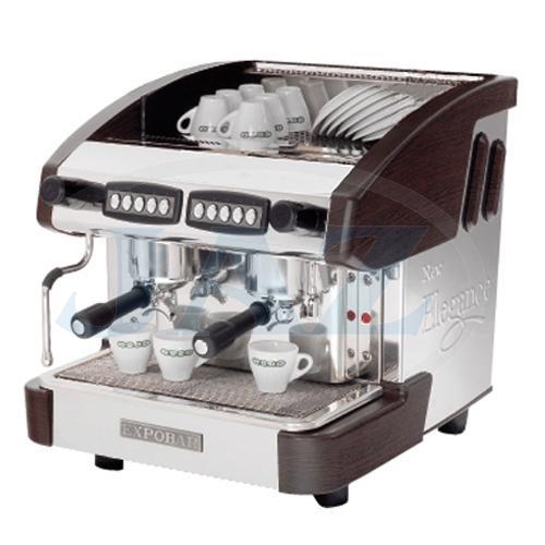 Kávovar 2 páky, kapučinátor, 200káv/h, EMC 2P/W/C