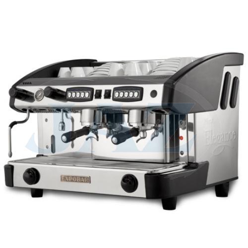 Kávovar 2 páky, kapučinátor, 200káv/h, EC 2P/B/C