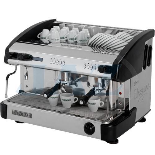 Kávovar 2 páky, 200káv/h, EC-2P/B/D