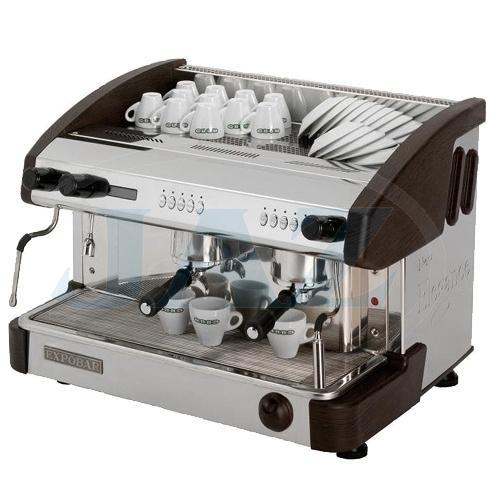 Kávovar 2 páky, kapučinátor, 200káv/h, EC 2P/W/D/C