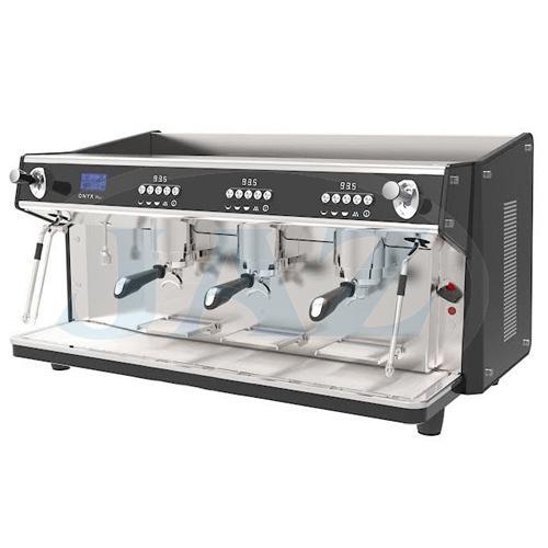 Kávovar 3 páky, 300káv/h, ONYX PRO-3P/TS