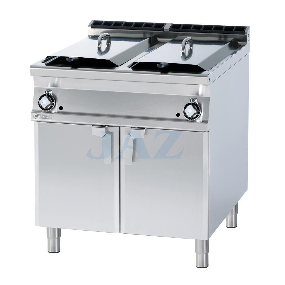 Fritéza plyn. 2x25 l, 800/900, F2/25-98G