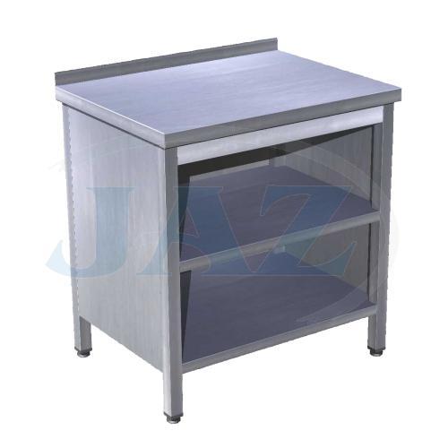 24727a9f3 Stôl pracovný krytovaný s 2 policami, PSJ-3