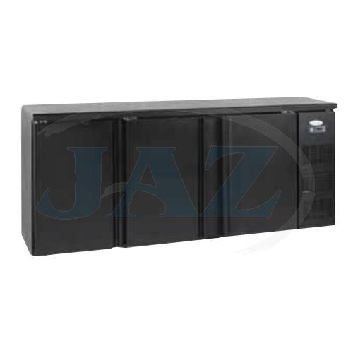 St�l chladiaci barov�, 3 x dvere, antracit, CBC310