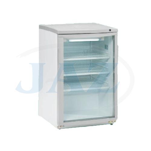Chladnička podpult. presklené dvere, statická 105 l, BC145