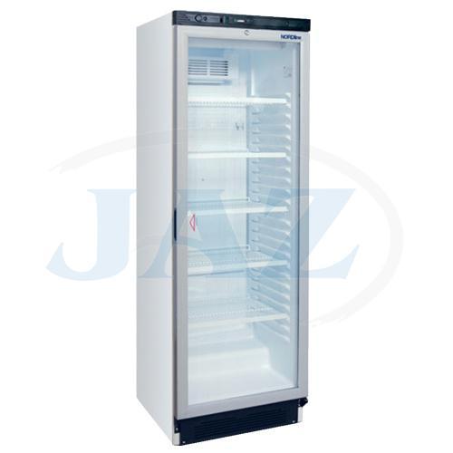 Chladni�ka biela presklen� ventilovan� 372 l, LBS372/FS1380