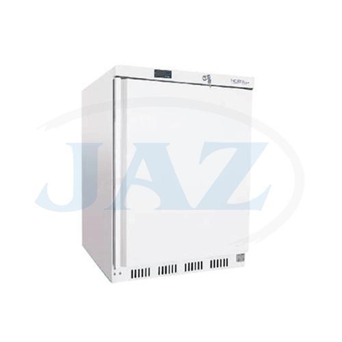 Chladnička podpult. biela ventilovaná 200 l, UR200/HR200