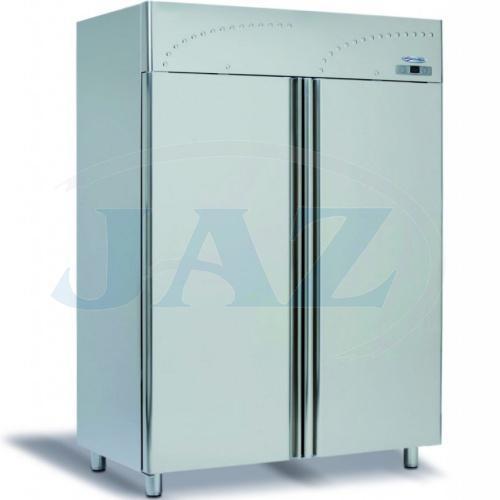 Chladnička nerezová dvojdverová ventilovaná 1400 l, LS-140