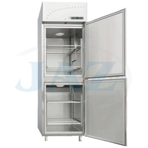 Chladnička/mraznička nerezová ventilovaná, 560 l, LM2350