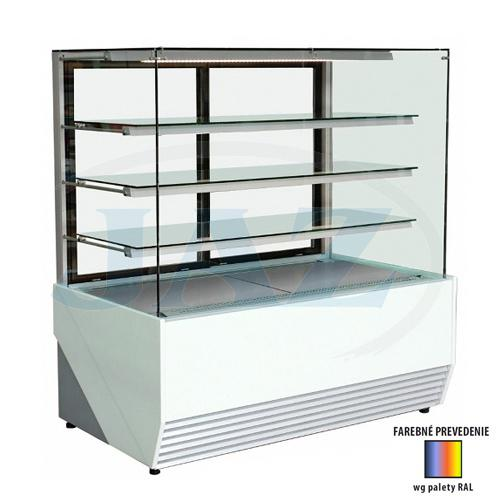 Vitrína chladiaca 320 l, WCH1/CP-OLIMPIA