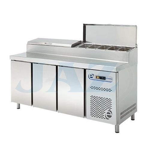 Stôl chladiaci snack, 3 x dvere, TPZ-180D