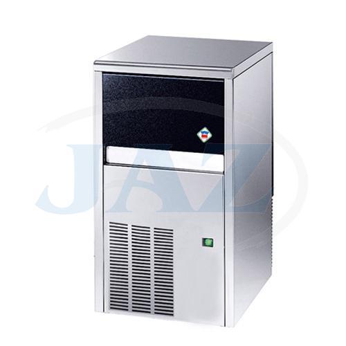 Výrobník kockového ľadu vzduchom chladený s odp. čerpadlom, 29kg/deň, IMC-2809ADP