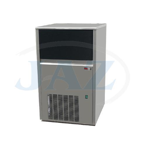 Výrobník kockového ľadu vodou chladený, 44kg/deň, SS-45W
