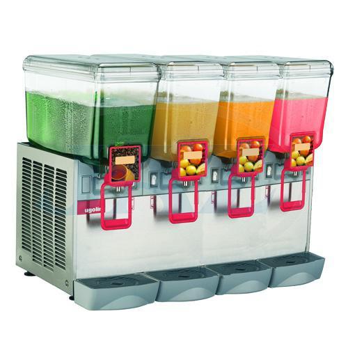 Chladič nápojov 4x20 l, DELUXE-4/20