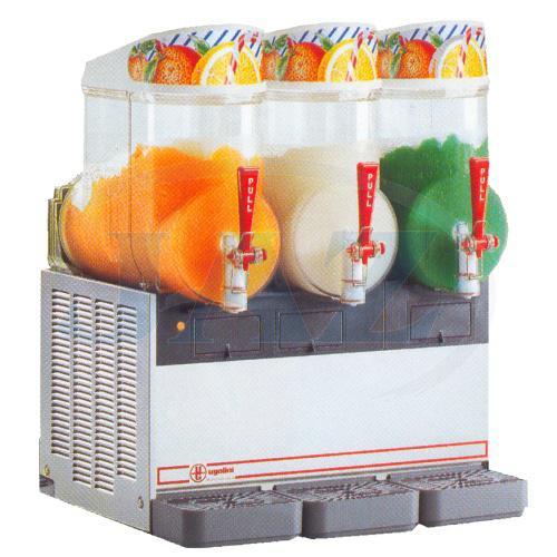 Výrobník ľadovej drte  3x10 l, MT-3Plus