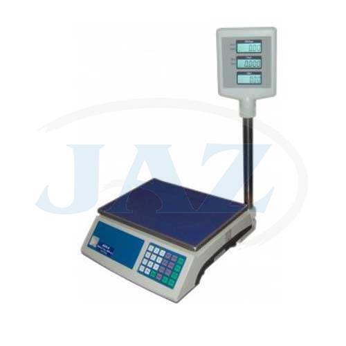 Váha stolová digital. so stĺpikom, ACS-6/15AS