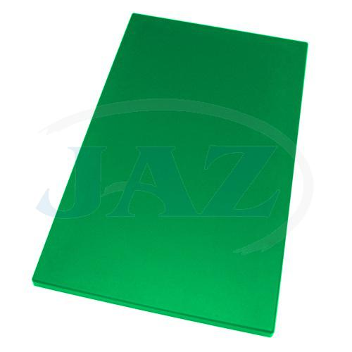 Doska plastová zelená 600x400