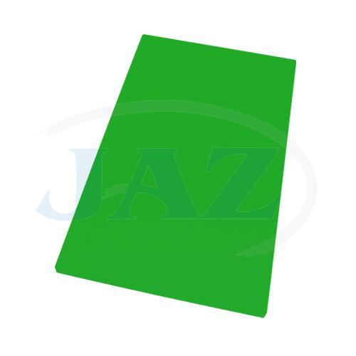 Doska plastová zelená 500x300