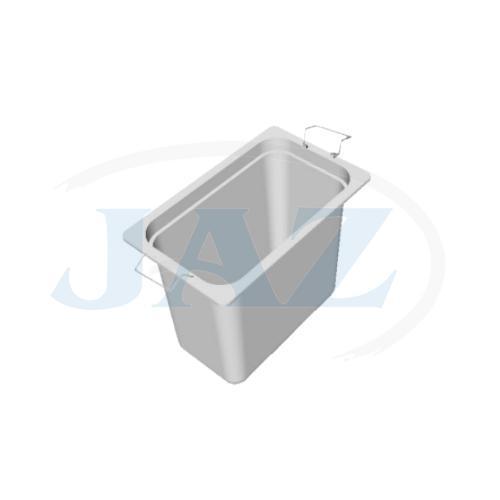 Gastronádoba s držadlami, GN1/4 - 200