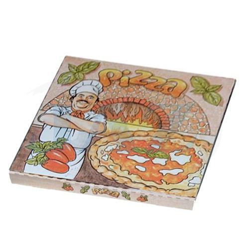Krabica na pizzu 40 - 100ks