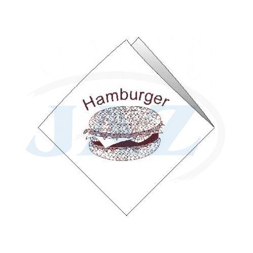Vrecko hamburger - 500ks